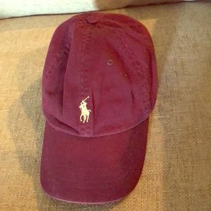 Men's polo hat